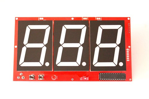 2.3 inch 3 digits up and down counter (10)