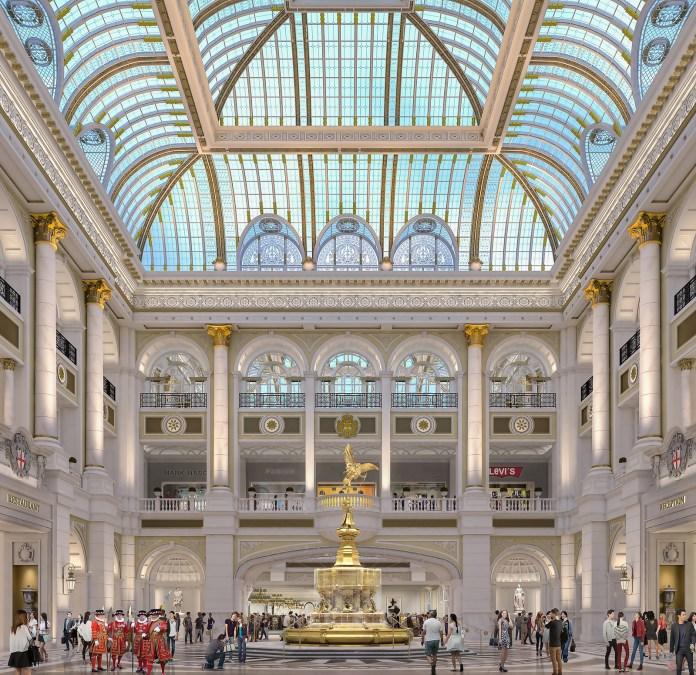 澳門倫敦人 The Londoner Macao Crystal Palace