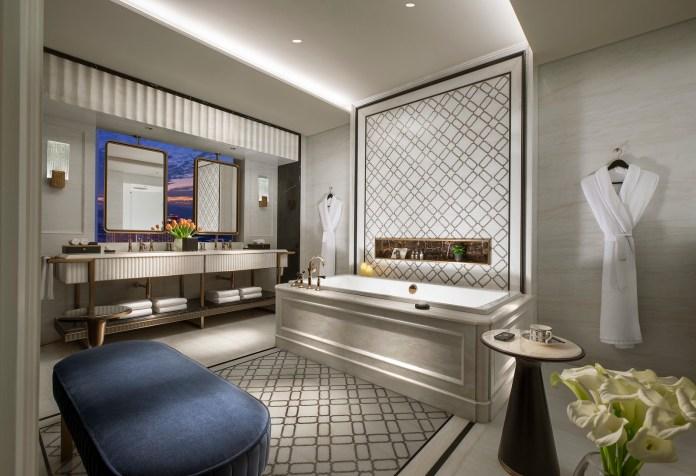 Windsor Suite Bathroom 溫莎套房浴室