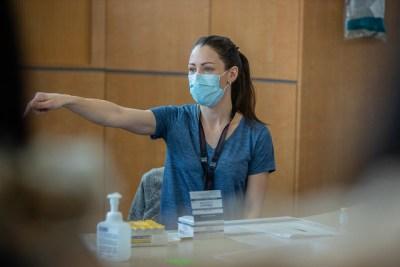 COVID-19 immunizations begin
