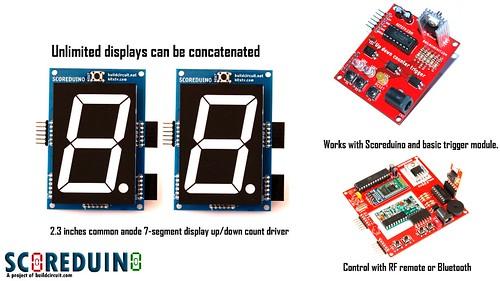 2.3 inch seven segment display driver (14)