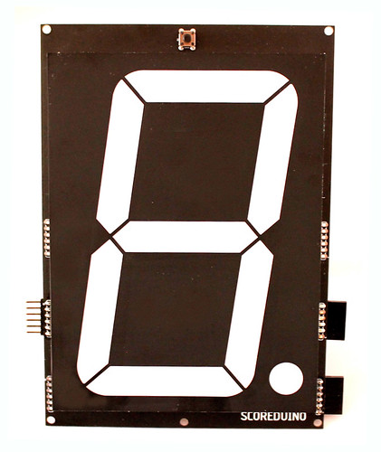 5 inch seven segment display driver for common anode (3)