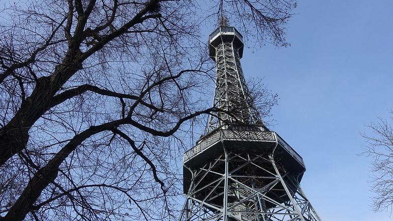 Torre Petrin - Barrio de Malá Strana - Qué ver en Praga