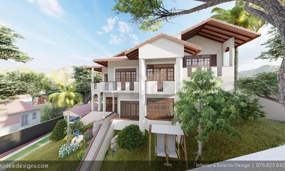 PROPOSED GUEST HOUSE IN PERADENIYA