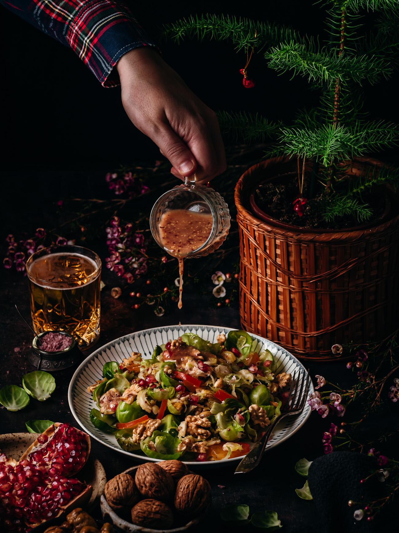 ruusukaalisalaatti