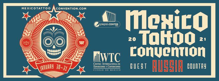 México Tattoo Convention