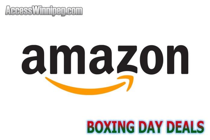 Amazon Canada: Boxing Day 2020 Amazon Device Deals