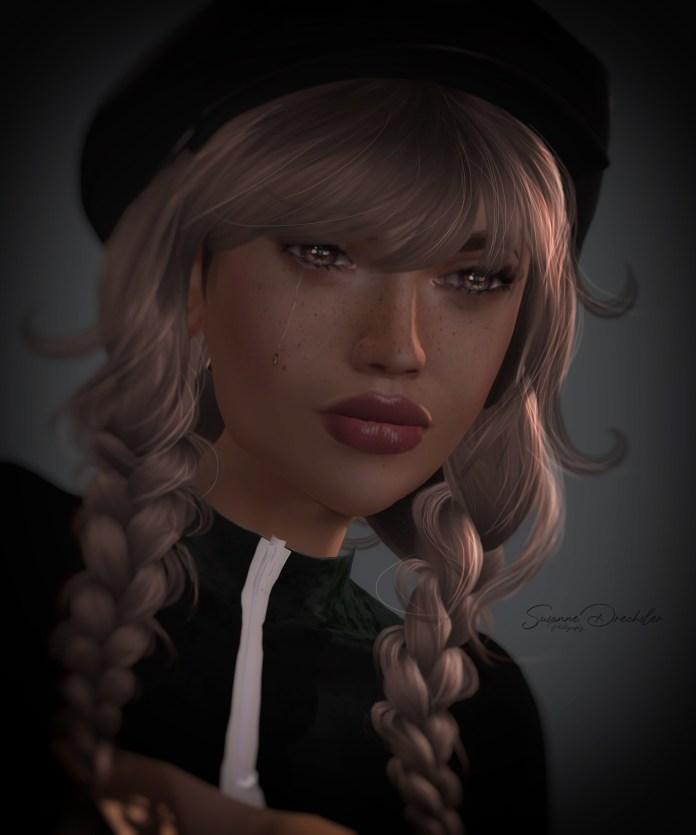 Victoria Portrait