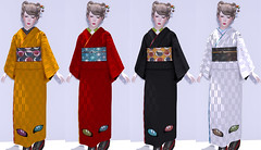 [r-l-f]+*N*CatEye Kimono