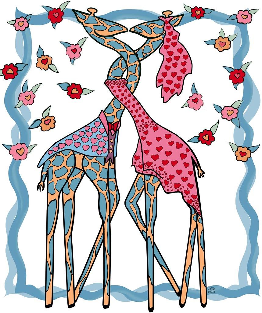 Romantic Illustration