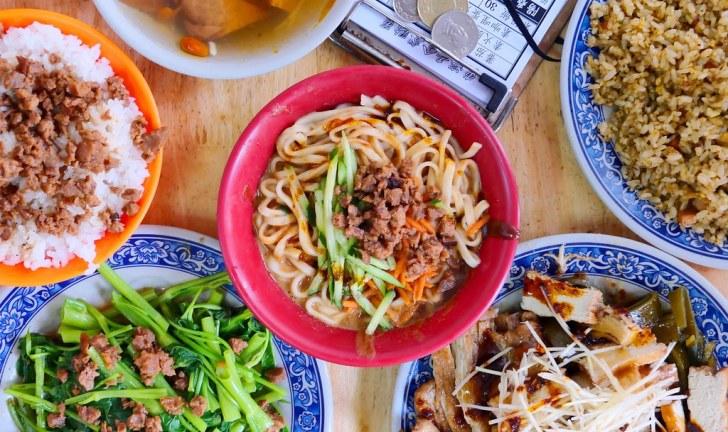 50769341098 eda346af51 b - 東海素食│一中街天天客滿,網友推薦素食也好吃的麻醬麵!滷菜和自製辣椒醬要點阿
