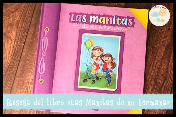 Reseña del libro Las manitas de mi hermana