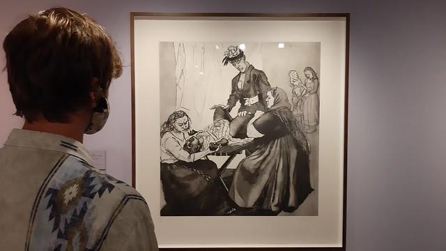 Estampa Circumcision, 2009