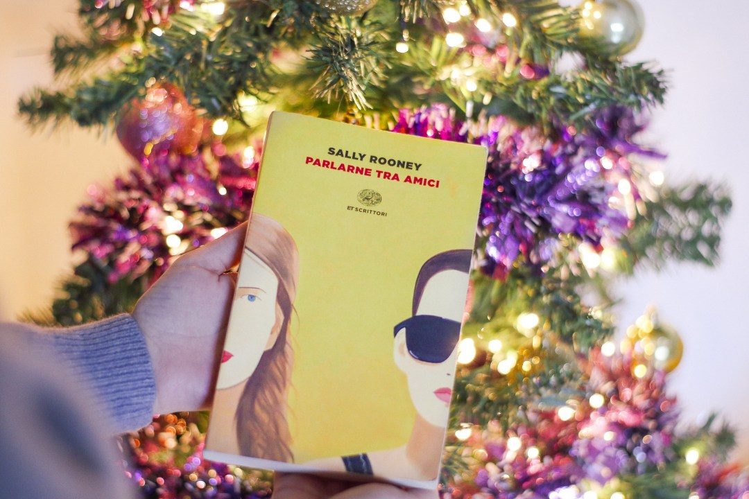 Parlarne tra amici, Sally Rooney