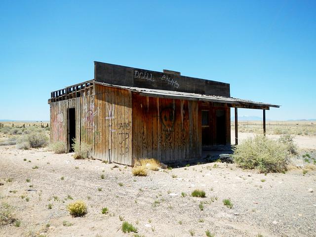 Two Guns, Arizona