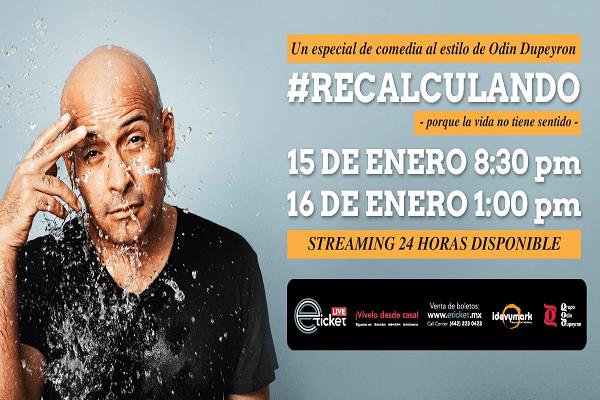 2021.01.16 RECALCULANDO DE ODIN DUPEYRON