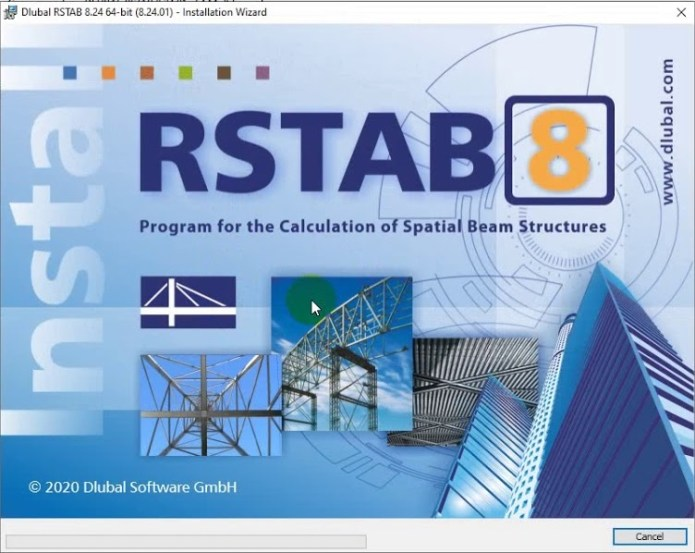 Install Dlubal RSTAB 8.24.01 full