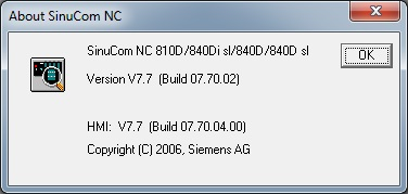 SIEMENS Sinumerik SinuCom 7.7 full license