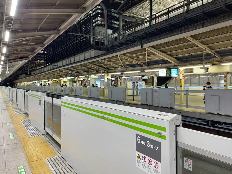 Tokyo station Jan. 12