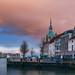 Colored sky @ Dordrecht