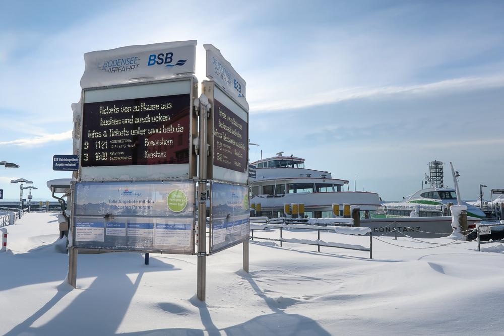 Schnee Spaziergang Friedrichshafen am Bodensee Januar 2021 hyyperlic-04