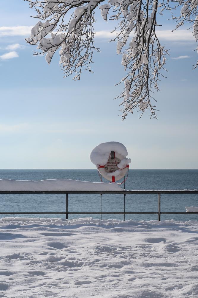 Sightseeing Walk Snow Lake Constance Friedrichshafen January 2021 Blog JoyDellaVita-12
