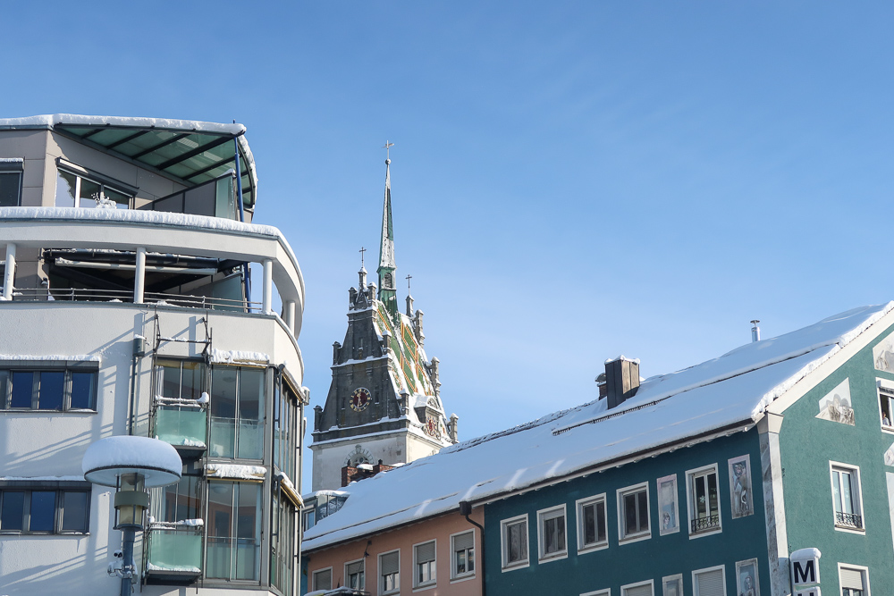 Schnee Spaziergang Friedrichshafen am Bodensee Januar 2021 hyyperlic-28