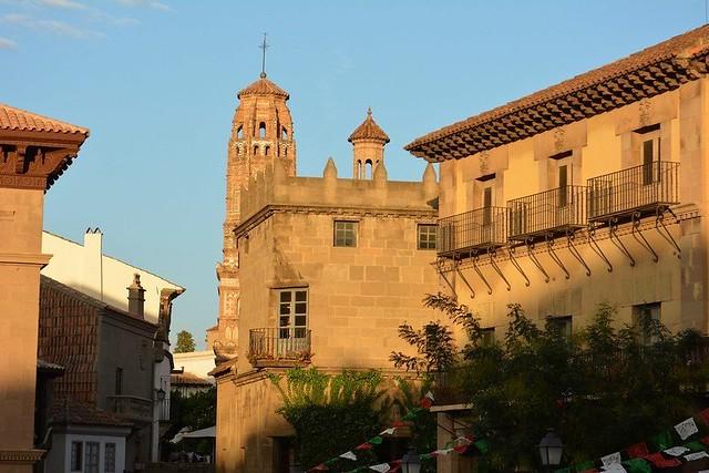Pueblo español..(Barcelona)