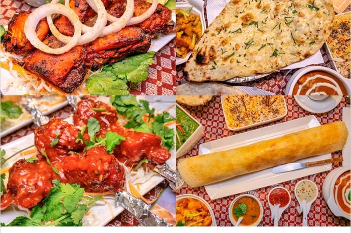 台中印度料理推薦 | 斯里印度餐廳 Sree India Palace,正宗印度家鄉料理,口味道地,老闆主廚都是印度人。