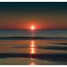 Puesta de sol una tarde de invierno  / / Sunset one winter afternoon