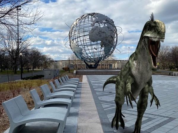 Jurassic Unisphere