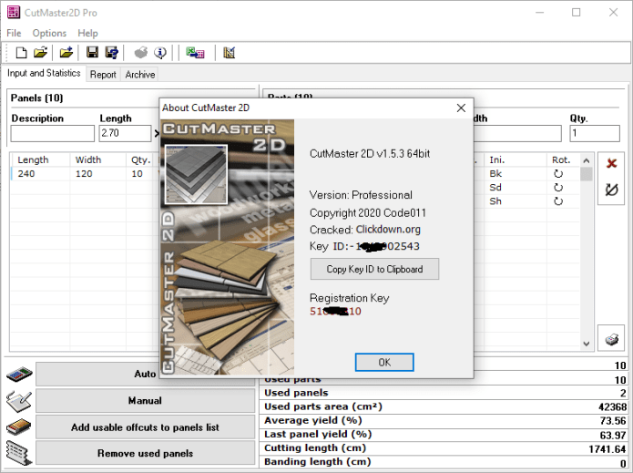 Working with CutMaster 2D Pro 1.5.3 full