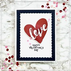 CAS Valentine's Day Card