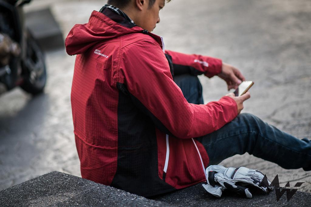 Kushitani A2348 WP Jacket_-34
