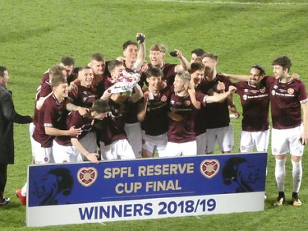 SPFL Reserve Cup Final 2018/2019