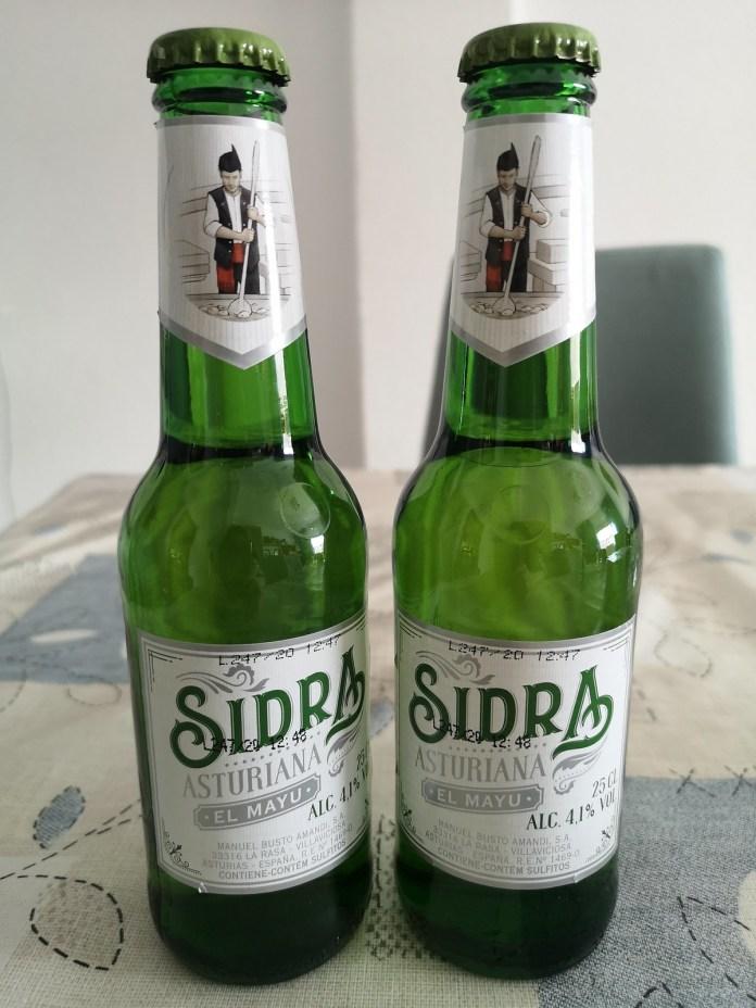 Sidra蘋果汽酒產自西班牙北部城市阿斯圖里亞斯