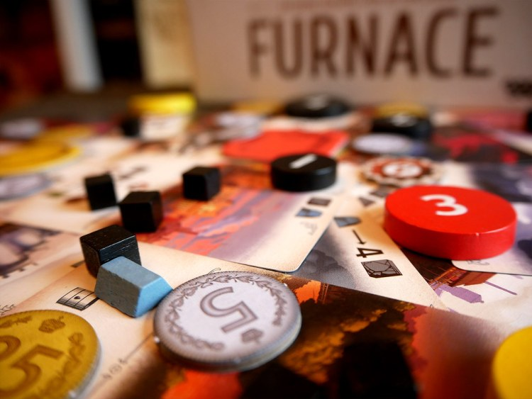 FURNACE BLUR