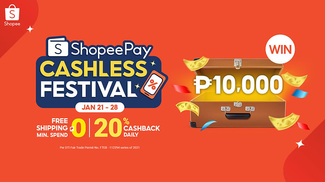 ShopeePay festival