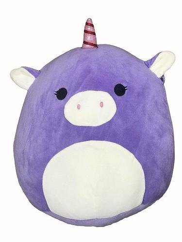 Squishmallow Purple Unicorn