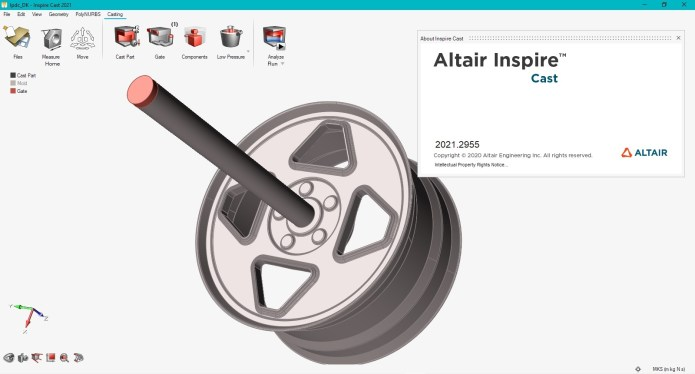 Working with Altair Inspire Cast 2021.0 Build 2955 full