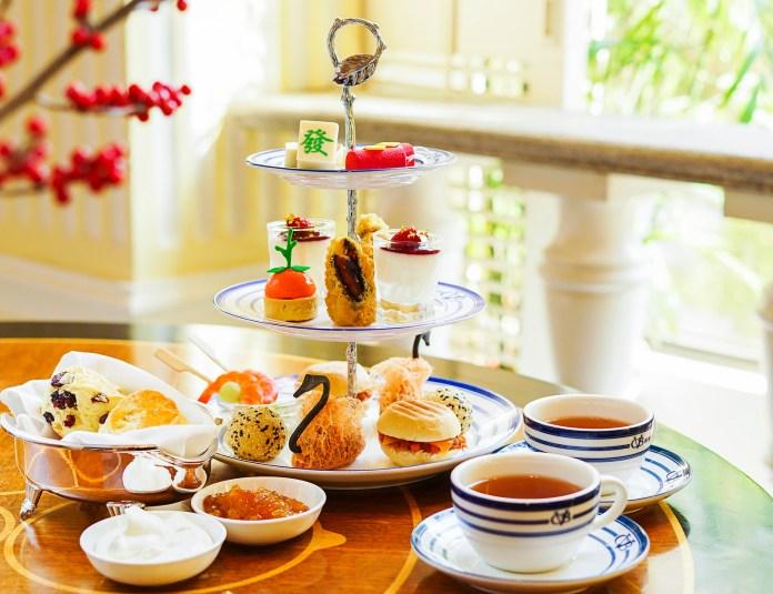 CNY 2021 Afternoon Tea Set