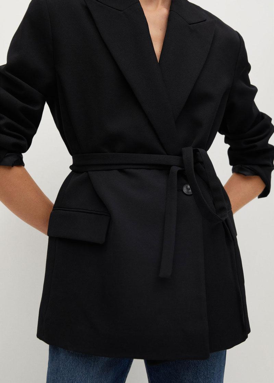 1_mango-sale-black-belted-suit-blazer