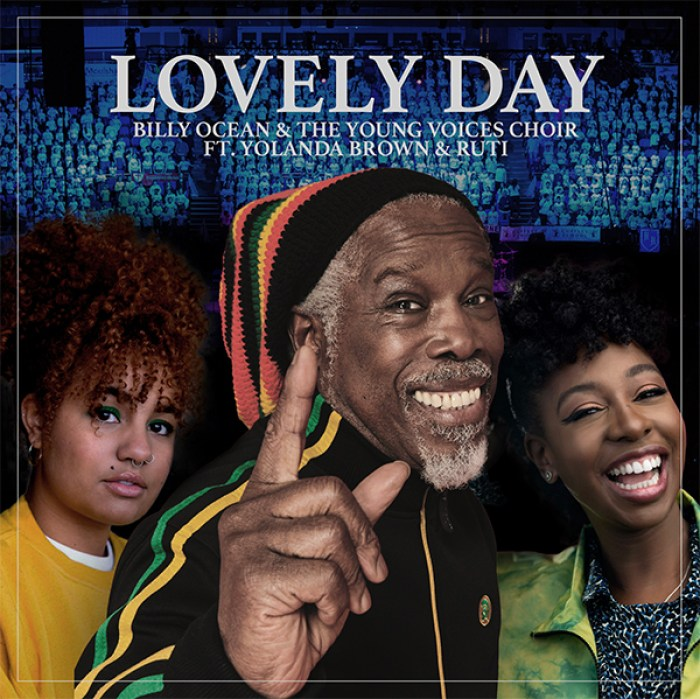Billy Ocean - Lovely Day - All UK profits will be donated to children's mental health charity Place2Be