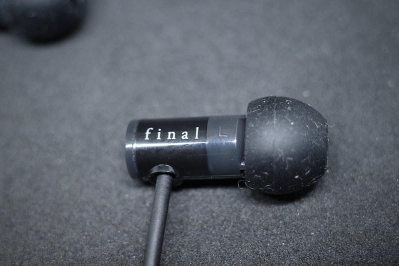 EVA2020 × final 3D audio earphone left