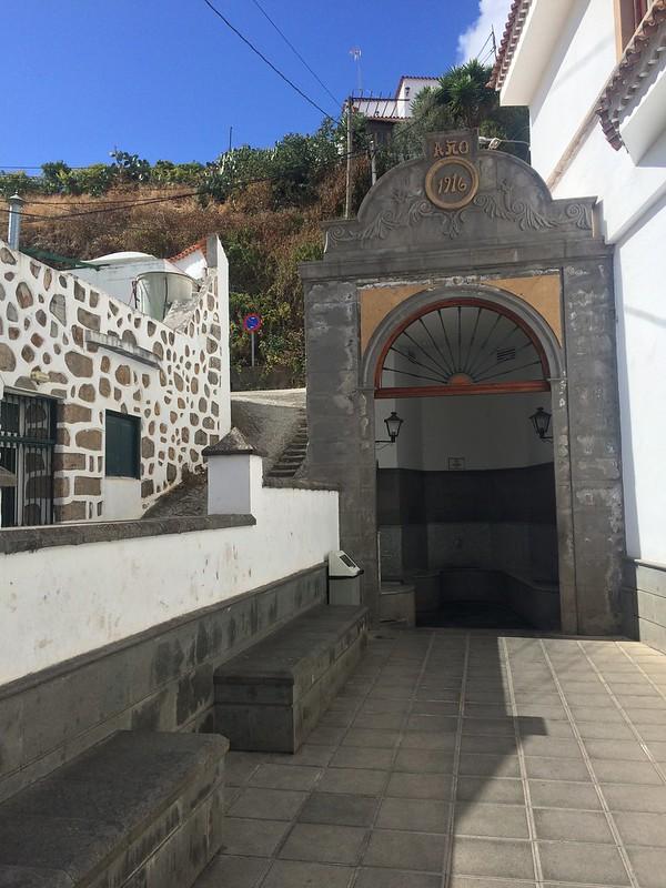 Fuente Agria agua mineral con gas de Teror Gran Canaria Islas Canarias 01