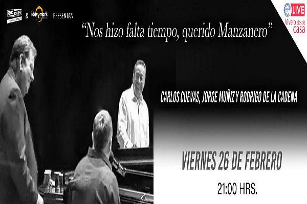 2021.02.26 CARLOS CUEVAS, JORGE MUÑÍZ Y RODRIGO DE LA