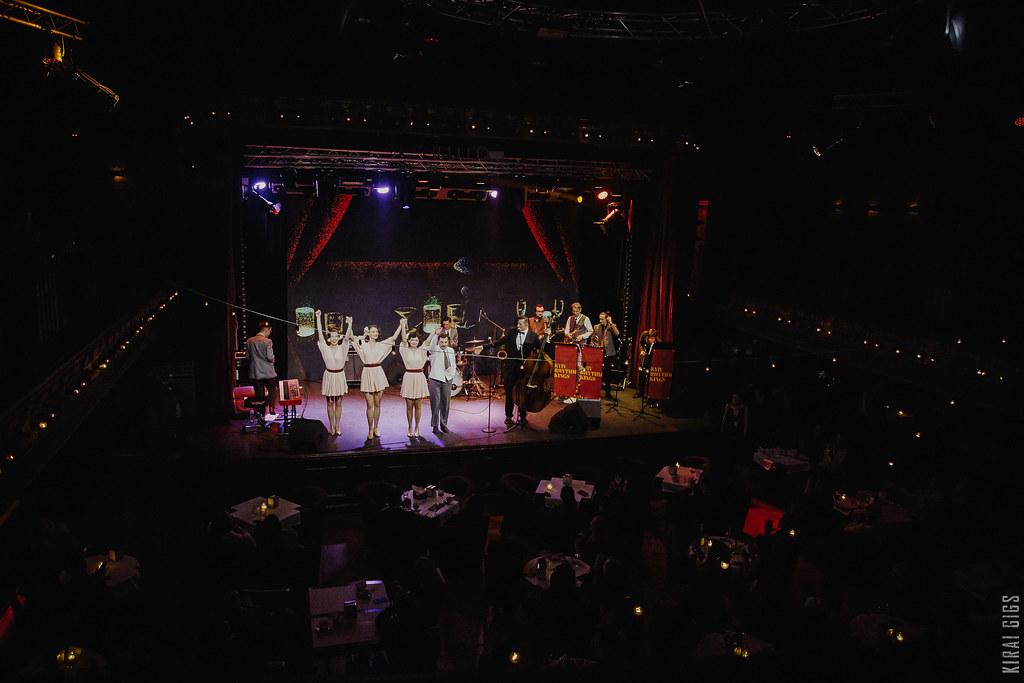 Jazz Age - SPEAKEASY JAZZ. Caribbean Club, Kyiv [04.02.2021]