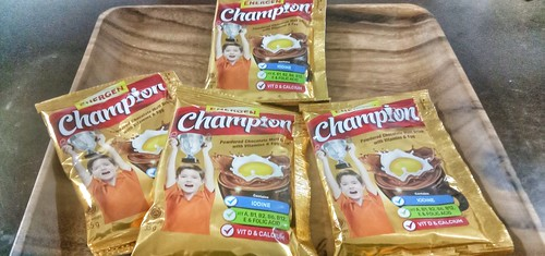 Champion by Energen