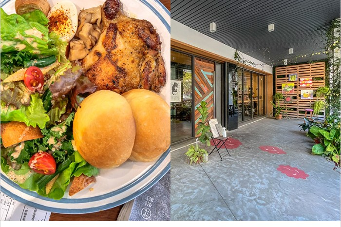 台中南屯早午餐 | 於光 Solar Table,自家栽種生菜,食材健康美味,全天候供應好吃早午餐廳,建議用餐先訂位。