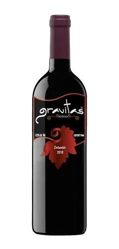 10 Vino Tinto Gravitas Zinfandel